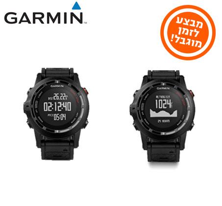 שעון ספורט ושטח Fenix 2 מבית GARMIN