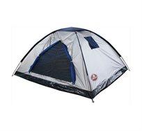 אוהל איגלו ל-4 אנשים הכולל דלת כניסה, נרתיק אחסון ורשת נגד יתושים על החלונות Australia Camp