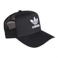 כובע מצחייה לוגו שחור- יוניסקס Adidas