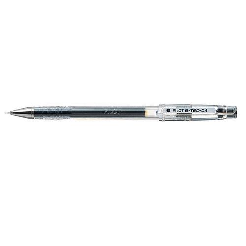 עט פיילוט - G-Tec-C4 שחור