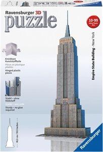 פזל תלת מימד 216 Empire State Building