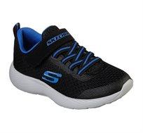 נעלי ספורט לילדים - כחול שחור