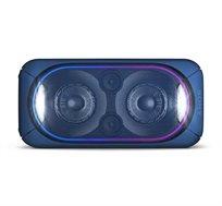 מערכת קול SONY ניידת רמקולים פנימים עם סאב חיבור Bluetooth 4.2 דגם GTK-XB60