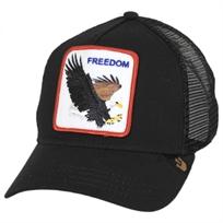 Goorin יוניסקס// Freedom Black כובע מצחיה חיות