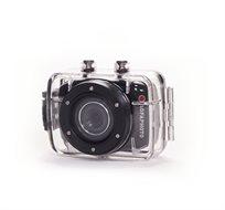 """Wild Fun - מצלמת אקסטרים 5Mp, מסך מגע בגודל """"2 ואפשרות לצלילה של עד 12 מטר"""