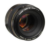 עדשת החלומות! עדשת CANON EF50mmf/1.4 USM לתמונות איכותיות וחדות ביותר בצמצם מקסימלי החל מ-₪1444!