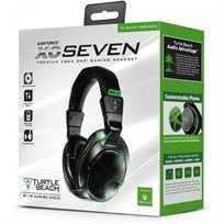 Xbox One Turtle Beach Ear Force Xo Seven אזניות גיימינג