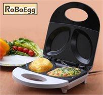 להכין בבית חביתות בריאות כמו במסעדת יוקרה! מכשיר ROBOEGG להכנת חביתות טעימות ובריאות