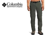 מכנסים מתפרקים לגברים מבית מותג המטיילים Columbia דגם AJ8004
