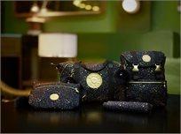 תיק צד קטן ART MINI - Golden Night  לילה זהוב