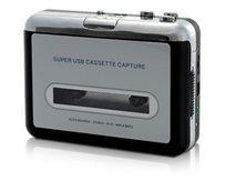 הסוף לקלטות המוזיקה והאודיו המיושנות! טייפ קלטות בחיבור USB להמרת קלטות אודיו ישנות ל-MP3