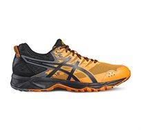 נעלי ספורט לגבר ג'ל סונומה 3 - שחור/כתום