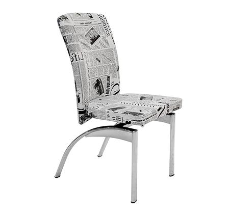 כסא מטבח בריפוד סקאי דגם סביון במבחר גוונים לבחירה