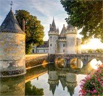 חבילת נופש ל-7 לילות בכפר נופש בצרפת כולל רכב החל מכ-€767*