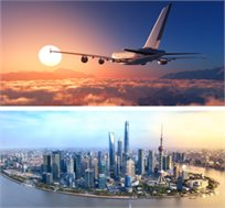 טיסה הלוך חזור לשנגחאי רק בכ-$525*