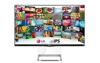 """מסך מחשב """"27LEDברזולוציית Full HD תוצרת LGדגם: 27MP77HM-P - משלוח חינם!"""