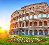 """חבילת נופש לרומא ל-4 לילות כולל טיסות ואירוח ע""""ב א.בוקר החל מכ-€339* לאדם!"""