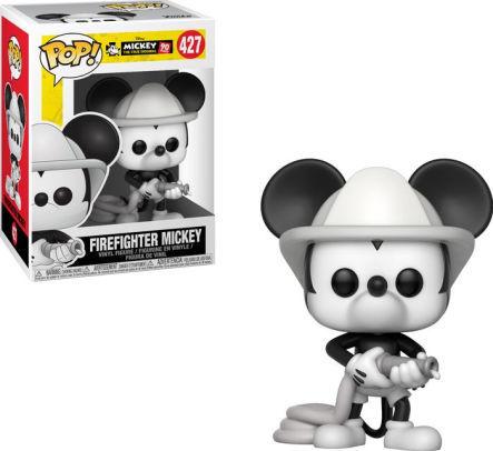 Funko Pop - Fire Fighter Mickey (Disney) 427 בובת פופ