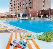 """2 לילות במלון 'לאונרדו נגב באר שבע' ביולי ע""""ב ארוחת בוקר החל מ-₪1398"""
