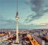 טיסה מעובדה לברלין ב-29.1-12.2 רק בכ-$87*