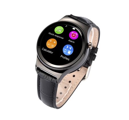 שעון יד יוקרתי ומעוצב משולב טלפון חכם