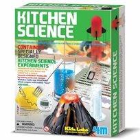 מדע לילדים / מדע במטבח - 4M
