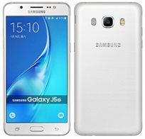 """סמארטפון 2016-Samsung Galaxy J5 עם מסך """"5.2,אחסון 16GB זיכרון 2GB מצלמה 13MP שנתיים אחריות - משלוח חינם!"""