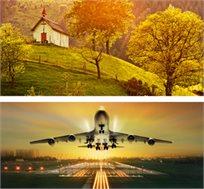 טוס וסע ליער השחור הכוללת טיסות, רכב וכניסה לפארק אירופה החל מכ-€660*