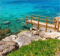 """3-4 לילות בפרוטארס-קפריסין במלון 4* ע""""ב חצי פנסיון כולל כניסה לפארק מים החל מכ-€369*"""