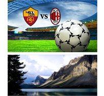 8 ימי טיול מאורגן לצפון איטליה עם כדורגל איטלקי, מילאן מול רומא החל מכ-$969*