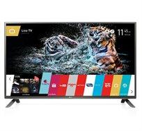 """טלוויזיה LG מסך """"50 LED Smart TV Slim תלת מימד Full HD עם Wifi מובנה דגם 50LF650Y"""