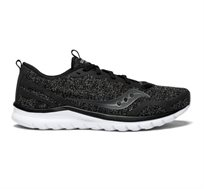 נעלי ריצה לגבר Saucony דגם LITEFORM FEEL - שחור