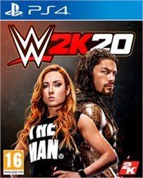 WWE 2K20 Ps4 אירופאי! מכירה מוקדמת!