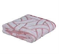 מגבת אמבט עשויה מכותנה דגם מלודי במגוון צבעים לבחירה מגבות ערד