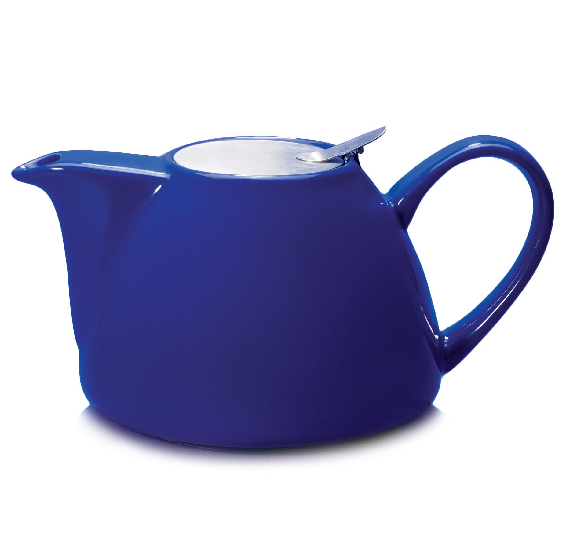 קנקן חליטה לתה עשוי פורצלן קיבולת 1200 מ