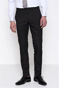 מכנסיים אלגנטיות לגבר DEVRED בצבע שחור