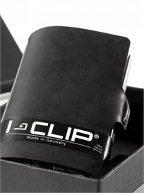 איי קליפ I-Clip סדרת 'Soft Touch' שחור