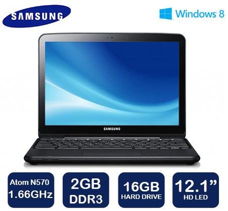 """מדהים מחשב נייד SAMSUNG דגם XE500C21, עם מסך """"12.1 ומערכת הפעלה Google SQ-16"""