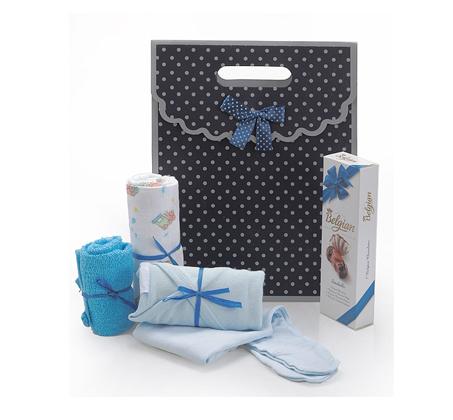מארז מתנה מרשים ומהודר במיוחד להולדת הבן