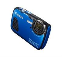מצלמה דיגיטלית קומפקטית וקשוחה נגד מים Canon PowerShot D30 עד לעומק של 25 מטרים
