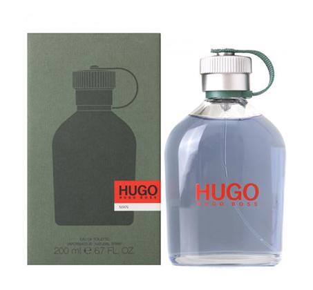 בושם Hugo לגברים EDT בנפח 200 ml