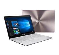 """מחשב נייד """"17.3 ASUS N752VX-GB043T + תיק מתנה"""