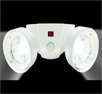 תאורת חיישן נדלקת אוטומטית לחצר ובכל פינה חשוכה