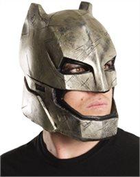 מסכת שריון מגומי על כל הראש לבאטמן - מבוגרים
