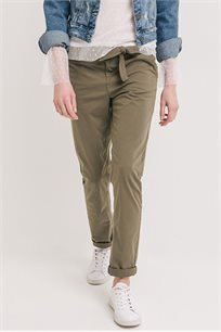 מכנסי בד במגוון צבעים לבחירה