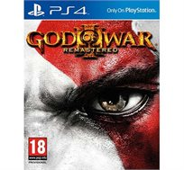 משחק GOD OF WAR 3 REMASTERED לקונסולה PlayStation 4  יבואן רשמי