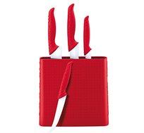 בלוק סכינים מבית bodum במגוון צבעים לבחירה
