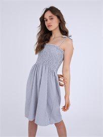 שמלה מידי ריילי תכלת סטייל ריבר