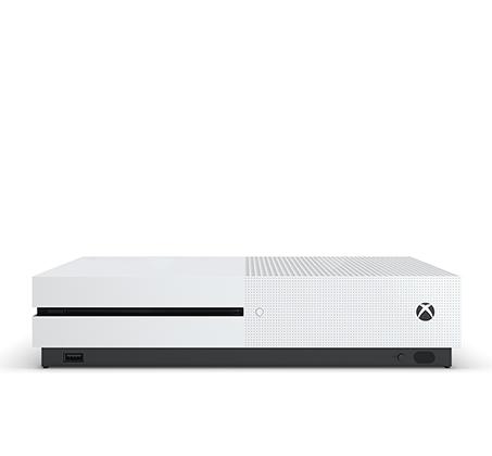 מארז הכולל קונסלת Xbox One S בנפח 1TB בצבע לבן, בקר אלחוטי ומשחק Sea of Thieves  - משלוח חינם - תמונה 3