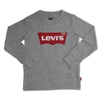 Levis ילדים גדולים// Long Sleeve Graphic Tee Grey